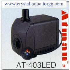 Насос, помпа для фонтана Атман AT-403LED