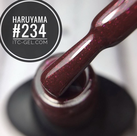 Гель лак Haruyama 8мл (234)