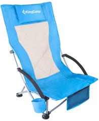 Кресло кемпинговое Kingcamp 1901 Portable High Sling Chair