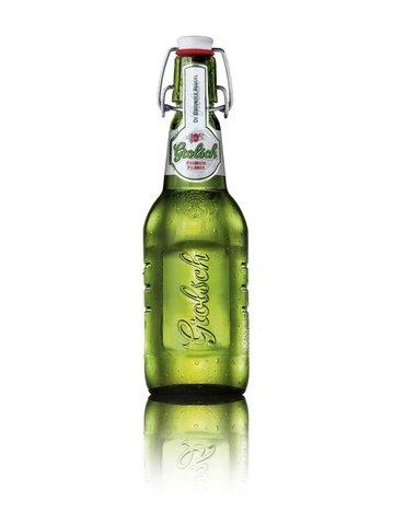 Пиво светлое Гролш ст. Алкомаркет 0,5л