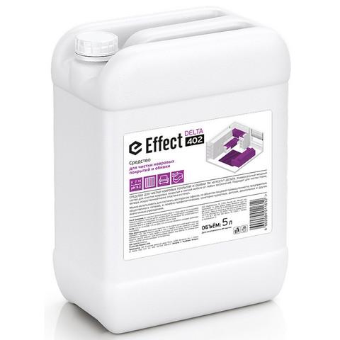 Шампунь для пенной очистки ковровых покрытий и обивки Effect Delta 402 5 л (концентрат)