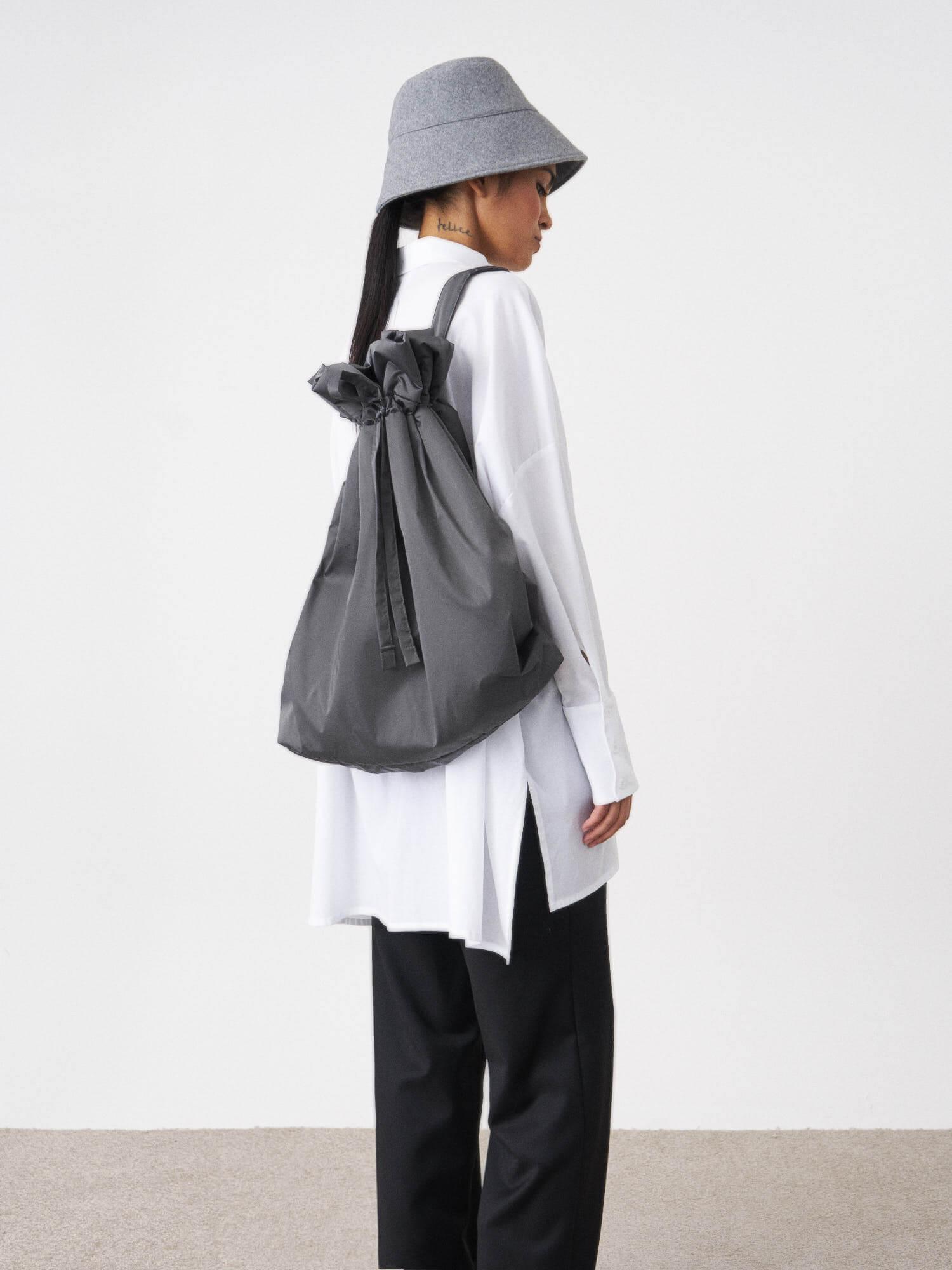 Рюкзак-мешок утепленный