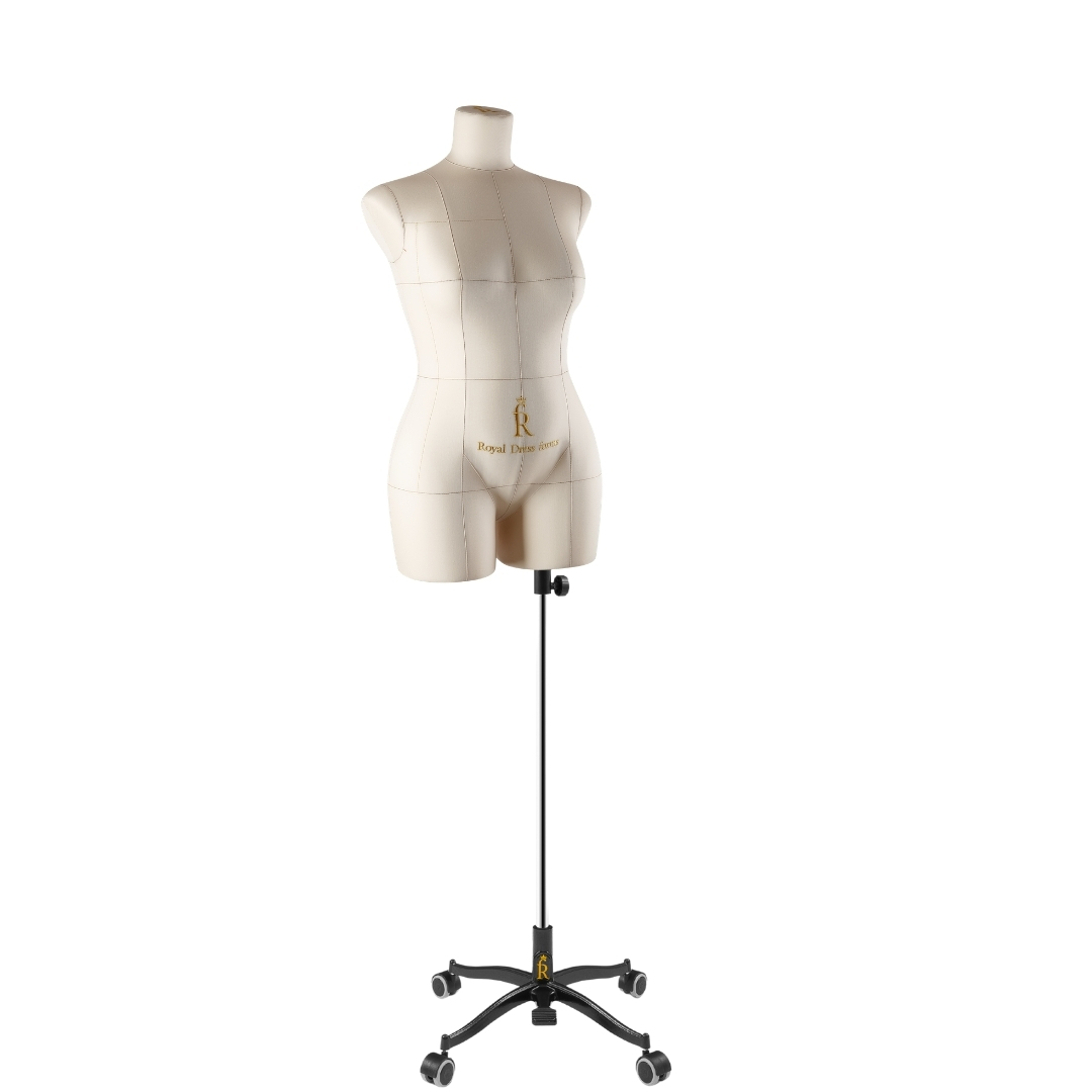 Манекен портновский Моника, комплект Стандарт, размер 46, БежеваяФото 2
