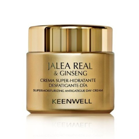 Дневной увлажняющий крем JALEA REAL AND GINSENG CREMA SUPER-HIDRATANTE DESFATIGANTE