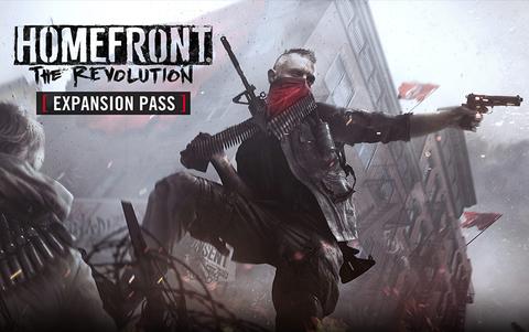 Homefront: The Revolution - Expansion Pass (для ПК, цифровой ключ)