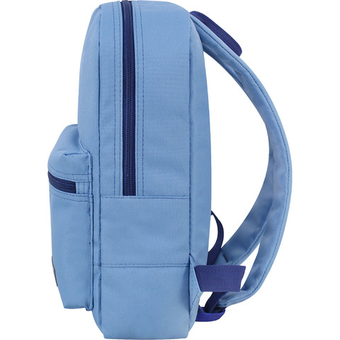 Рюкзак Bagland Молодежный mini 8 л. голубой (0050866)