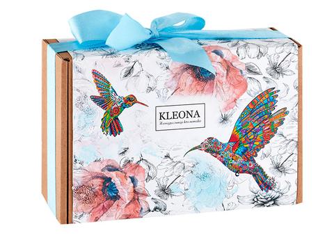 """Коробка подарочная Клеона """"Птицы""""   16*11*6 см"""
