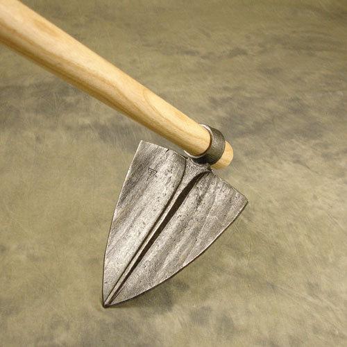 Мотыга для твердой почвы DeWit
