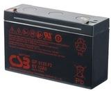 Аккумулятор CSB GP6120 ( 6V 12Ah / 6В 12Ач ) - фотография