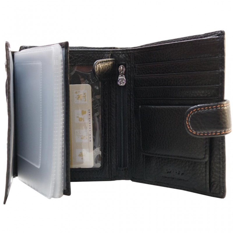Мужской небольшой кошелек Cosset 22-112-144