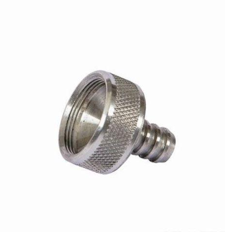 Переходник на кран без втулки Dтрубки=8 мм