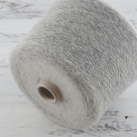 Fashion Mill BOROTALCO, серый светлый (100 г)