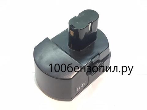 Аккумулятор с выступом Китай 14.4V-1.3Ah NI-CD