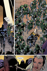 Гражданская война. Чёрная Пантера (предзаказ)