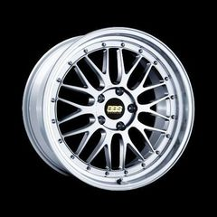 Диск колесный BBS LM 9x18 5x130 ET50 CB71.6 brilliant silver/diamond cut