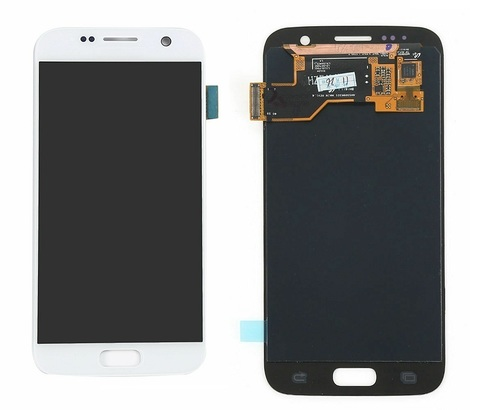 LCD SAMSUNG Galaxy S7 G930F + Touch White Orig