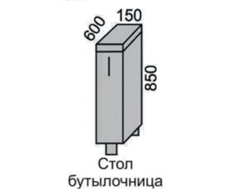 Стол МАРТА НШ 15