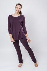 Комплект лонгслив/брюки:жен. МОДЕЛЬ 2