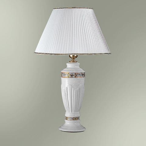 Настольная лампа с абажуром 38-01.50/9163  НАДЕЖДА