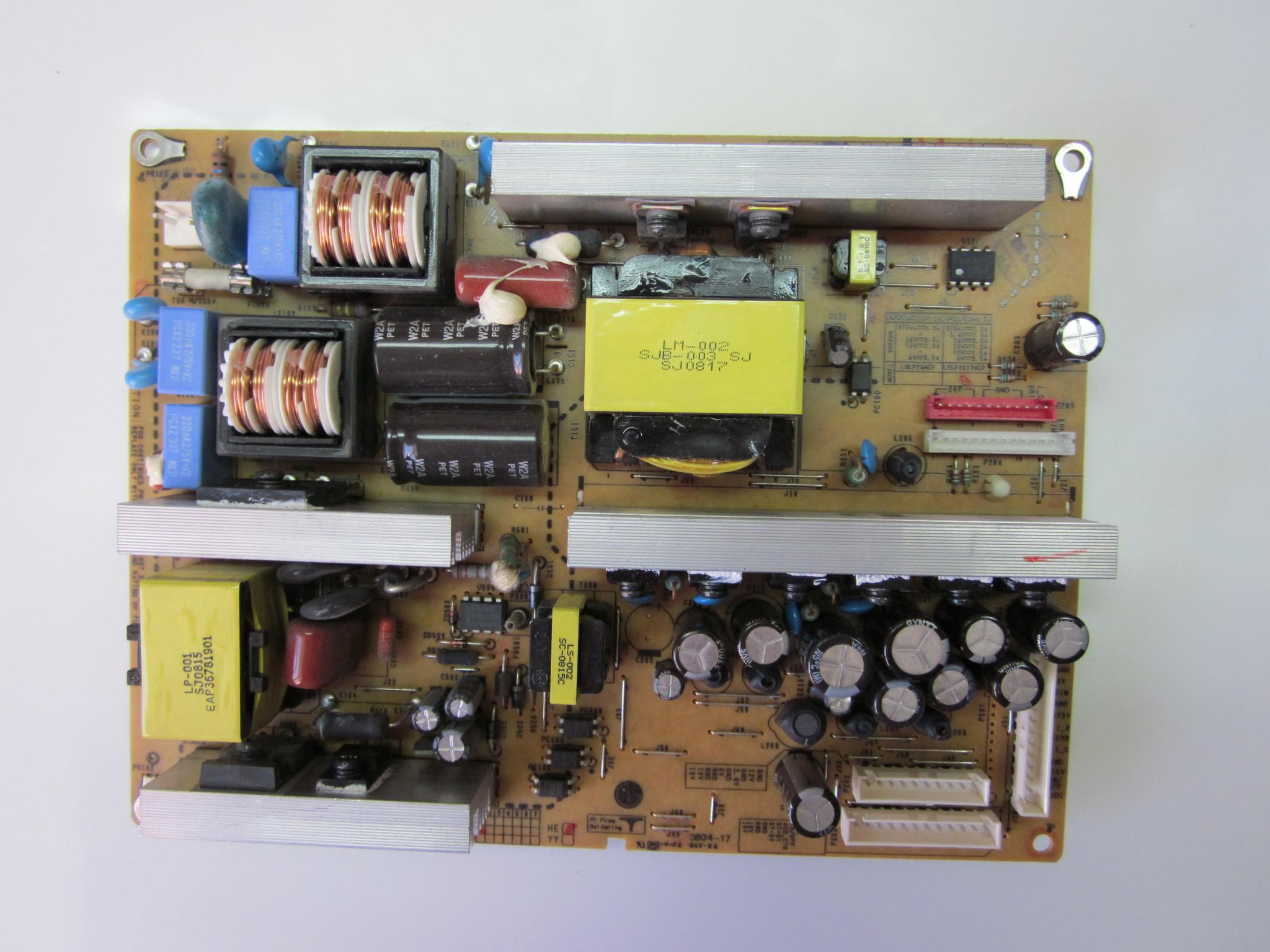 Блок питания LG 26LB75