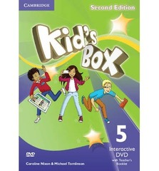 Kid's Box Updated Edition Second Edition 5 Inte...