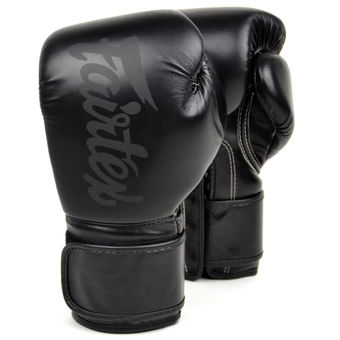Перчатки для бокса Fairtex Boxing gloves BGV14SB Solidblack