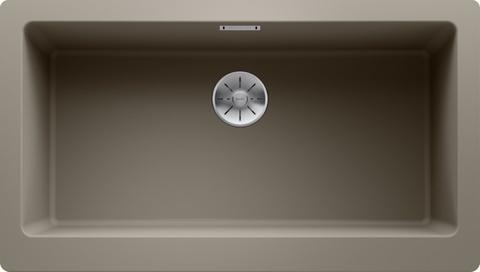 Кухонная мойка Blanco Vintera XL 9-UF, серый бежевый