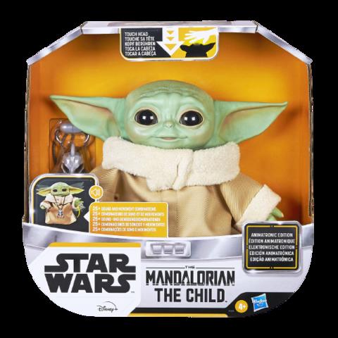 Фигурка Star Wars Mandalorian The Child Animatronic
