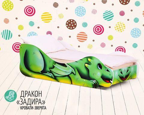 Кровать ДРАКОН-ЗАДИРА