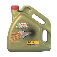 Моторное масло Castrol Edge 5W-30 LL 4 л