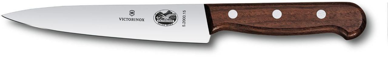 Кухонный нож Victorinox разделочный 5.2000.15 - Wenger-Victorinox.Ru