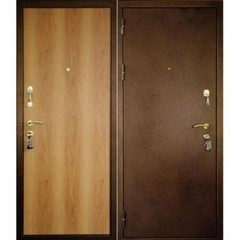 Дверной блок металл. стандарт, 960х2050 левый (улица/помещ.)