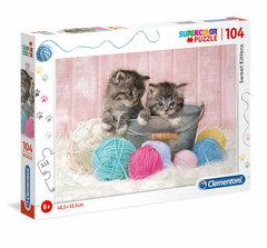 Puzzle PZL 104 SWEET KITTENS