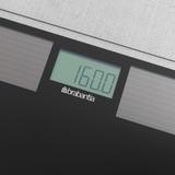 Весы для ванной комнаты на солнечных батареях, артикул 483103, производитель - Brabantia, фото 2