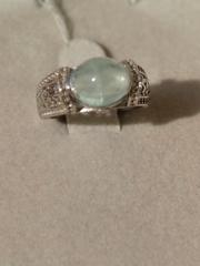 Лаура (кольцо из серебра)