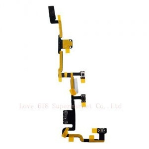 Flex Cable On/Off for apple iPad 2 (Volume Control Wi-Fi)