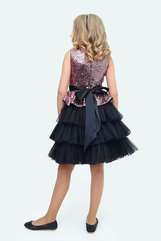 Платье детское + болеро (артикул 2Н114-4)