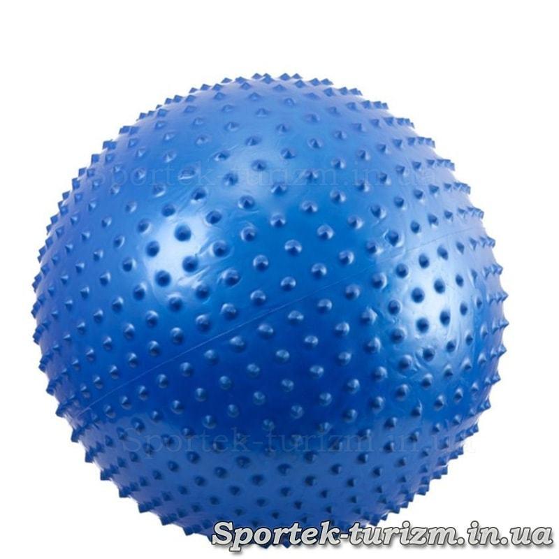 Масажний м'яч для фітнесу діаметром 65 см