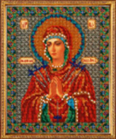 B-154 Богородица Умягчение злых сердец
