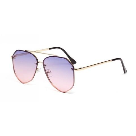 Солнцезащитные очки 2356003s Фиолетовый - фото