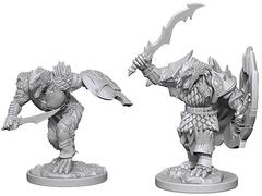 Dragonborn Male Fighter / Драконорождённые воины