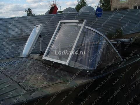Ветровое стекло «Стандарт» для лодки «Казанка М»