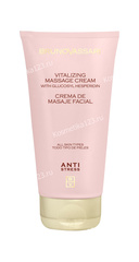 Массажный крем для лица возраст-контроль (Bruno Vassari | Anti-Stress | Cream Masaje Facial), 200 мл