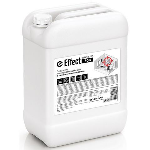 Очиститель для нержавеющей стали Effect Intensive 704 5 л (концентрат)