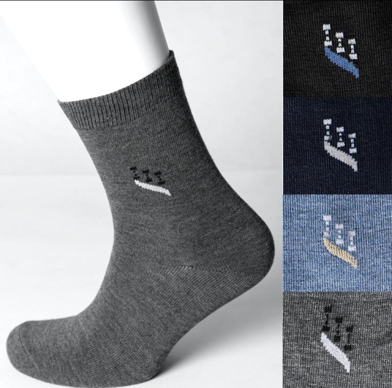 VM019 носки мужские, цветные 42-46 (3шт)