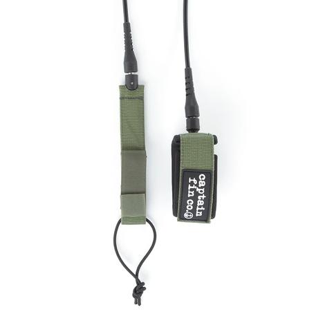 CAPTAIN FIN 7' Shred Cord Standard Army Green