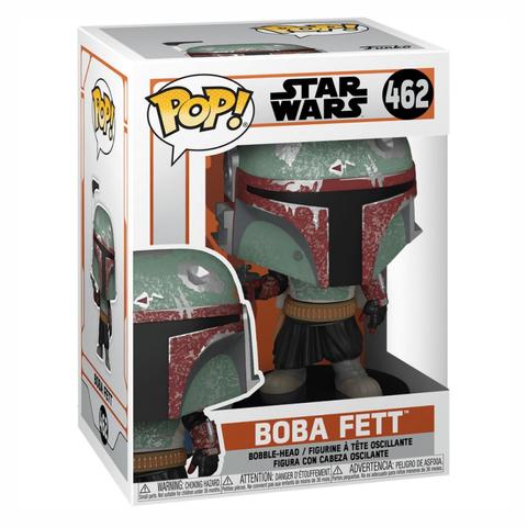 Фигурка Funko POP! Bobble Star Wars Mandalorian Boba Fett 54524