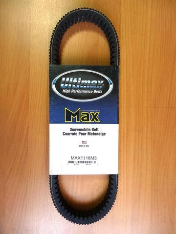 Ремень вариатора ULTIMAX MAX1118M3