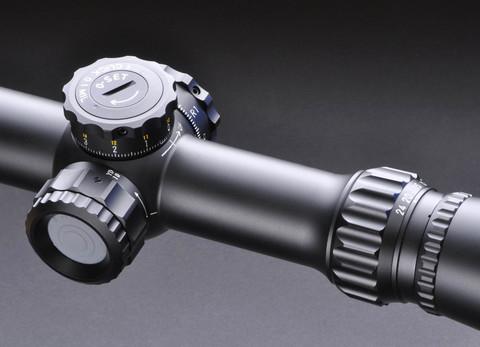 Оптический прицел March 3-24x52 FFP 30mm Illuminated FML-1 Reticle # D24V52FIML