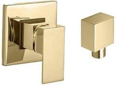 Смеситель для душа Kaiser (Кайзер) Sonat 34177-1 Bronze встраиваемый, однорычажный, цвет - бронза
